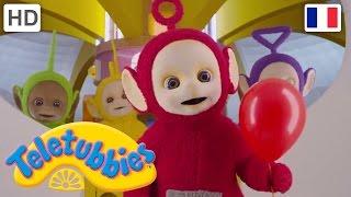Les Teletubbies en français ✨ 2016 HD ✨  Le nouveau jouet et plus!