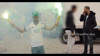 بعد زكرياء السكوادرا..أول فيديو بعد خروج  قائد أنصار فصيل الرجاء البيضاوي بدرب سلطان