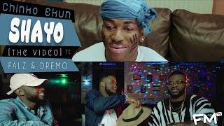 Chinko Ekun   Shayo [Freeme TV - Exclusive Video] ft Dremo, Falz