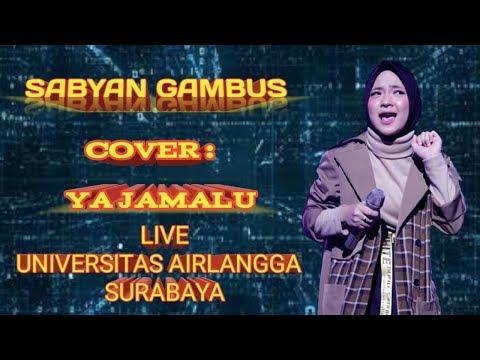 Cover Lagu Terbaru Nissa Sabyan - Ya Jamalu  Live Surabaya