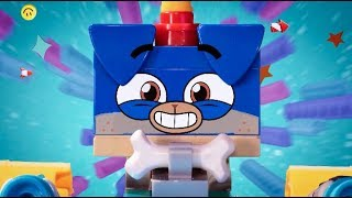 A Ruff Race with Puppycorn - LEGO Unikitty - Character Videos