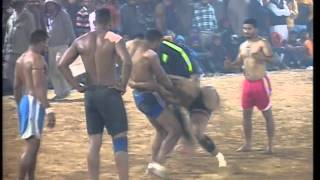 (23) Bihla (Barnala) Kabaddi Tournament 11 Jan 2016