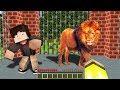 Download Video Download ASLAN KAFESİNİN İÇİNE GİRDİK! 😱 - Minecraft 3GP MP4 FLV