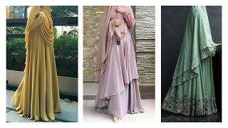 مجموعة تصاميم موديلات الحجاب شرعي غاية في أناقة وإحتشام