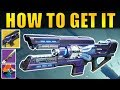 Destiny 2 How To Get The Coldheart Exotic Trace Rifle Other Pre Order Gear mp3