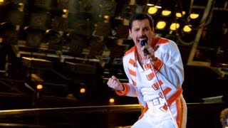 1. Intro & One Vision - Queen Live in Budapest 1986 [1080p HD Blu-Ray Mux]