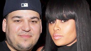 Rob Kardashian VS Blac Chyna: Who Will Get Baby Dream?