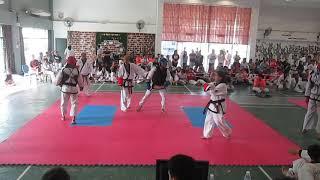 Mcclaren Lau vs  Khairul Haiqal