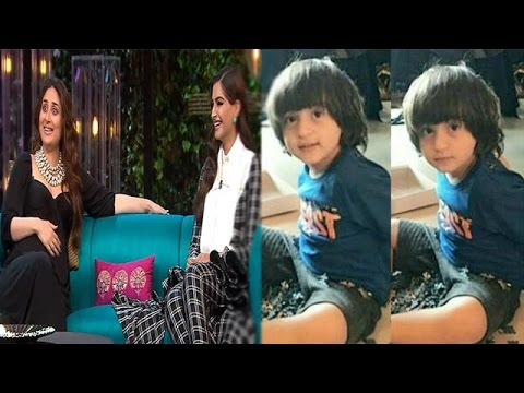 Xxx Mp4 Kareena S Shocking Revelations On Karan S Chat Show Adorable Picture Of Abram Goes Viral 3gp Sex