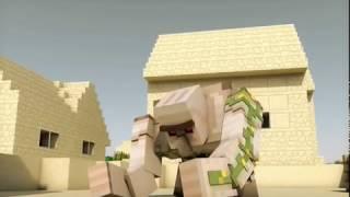 Minecraft (drag me Down)