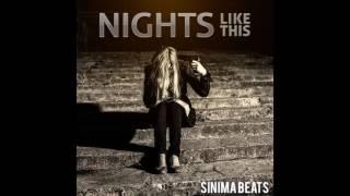 NIGHTS LIKE THIS Instrumental (Sad East Coast/Hip Hop Style Rap Beat) Sinima Beats