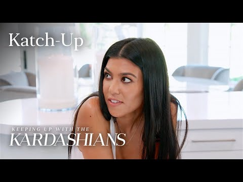 Keeping Up With the Kardashians Katch Up S14 EP.3 E