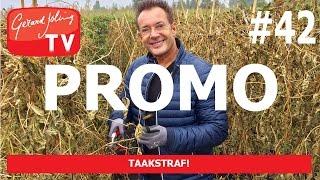 Promo TAAKSTRAF! - Gerard Joling #VLOG42