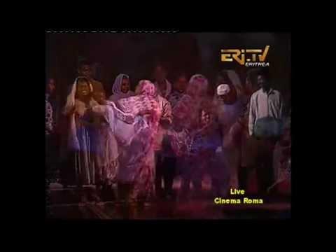 new ERI TV eritrean drama music abay abashawel fesival zoba maekel live video Comedy drama