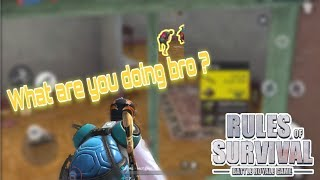 Rules of survival ; What are you doing bro ? | Full Gameplay Ep44
