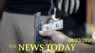 U.S. Appeals Court Rejects Challenges To California Gun Laws | News Today | 08/03/2018 | Donald...