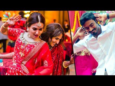 Xxx Mp4 Dhanush Wishes Fun For Aishwarya's New Debut Hot Tamil Cinema News 3gp Sex