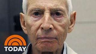 Robert Durst: 'I Was High On Meth' While Filming 'The Jinx' On HBO (Exclusive) | TODAY