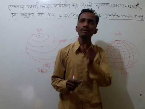 Mpsc/upsc geography bhugol in marathi Maharashtra 1