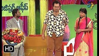Patas Prakash Performance | Extra Jabardsth | 1st September 2017| ETV  Telugu