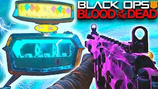 """BLOOD OF THE DEAD"" PACK A PUNCH TUTORIAL! FULL PACK A PUNCH EASTER EGG GUIDE // BLACK OPS 4 ZOMBIES"