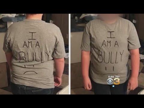 Xxx Mp4 Mom Makes Son Wear Bully T Shirt 3gp Sex