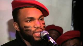 Fally Ipupa présent au Cabaret du Monde