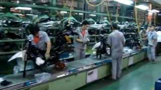 Loncin Motorcycle Factory China