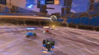 Rocket League Preview 3