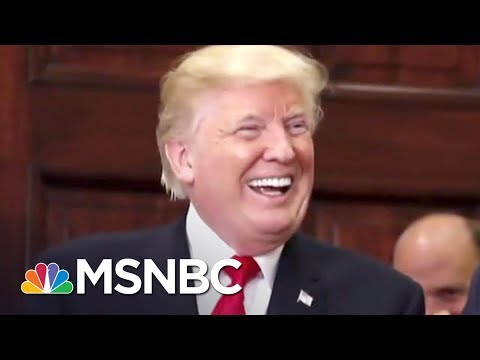 Lawrence And Maddow On Donald Trump's Probe Of Pardon Powers | The Last Word | MSNBC