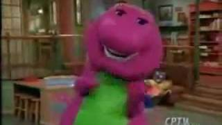 Barney Theme Song Edited (Very Funny)