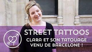 Street Tattoos - Clara