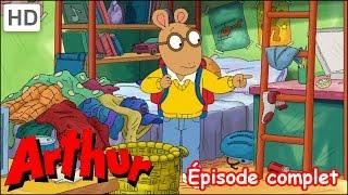 Arthur en Français - Compilation D