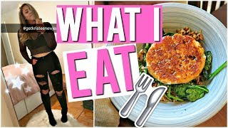 What I Eat in a Day for Weight Loss! GF/DF