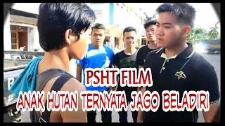 Film PSHT ♣ Anak Hutan Di Kroyok Preman Ternyata Jago Silat