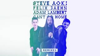 Steve Aoki & Felix Jaehn - Can't Go Home feat. Adam Lambert (Noisecontrollers Remix) [Cover Art]