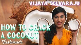 How to Crack a Coconut | Vijaya Selvaraju