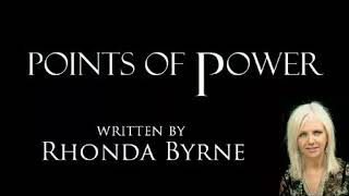 The Secret Power||Rhonda byrne||Points of Power-1 ||Law of Attraction.