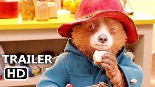 PADDINGTON 2 Official LAST Trailer (2017) Animation, Kids Movie HD