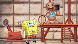 Spongebob Mini Games vs The Buddy (New Weapons)#3 - Spongebob Game