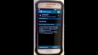 How to enable hotspot on Samsung Galaxy - Android - Share mobile internet - Wi Fi Tethering