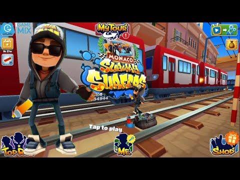 Xxx Mp4 IGameMix Subway Surfers MONACO FULLSCREEN 2018 Jake Dark Outfit 1 Save Me Gameplay For Kid 3 3gp Sex