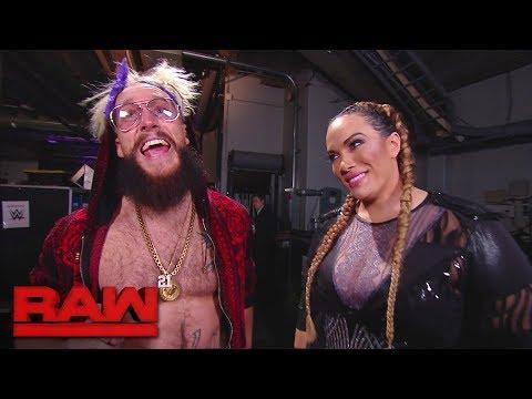 Xxx Mp4 Nia Jax Slides Into Enzo Amore S DMs Raw Dec 18 2017 3gp Sex