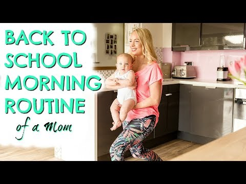 Xxx Mp4 BACK TO SCHOOL MORNING ROUTINE OF A MUM EMILY NORRIS AD 3gp Sex