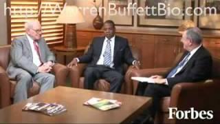 Warren Buffett with Jay Z 5 from 5 (Warren Buffett)