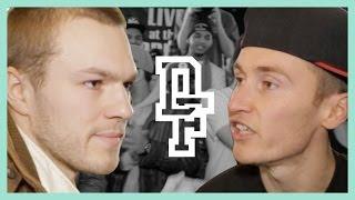 QUILL VS RBN | Don't Flop Rap Battle