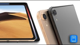 2018 iPad Pro Final Design LEAKS! + Latest iPhone XS Rumors