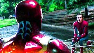 "Spider man Homecoming ""Iron Man & Spiderman"" Trailer (2017) Tom Holland Superhero Movie HD"