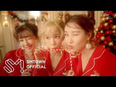Girls' Generation-TTS 소녀시대-태티서_Dear Santa_Music Video Mp3