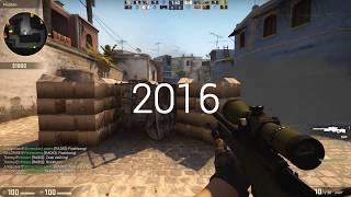 Timmy Plays CS:GO (2016-2018 Progress)